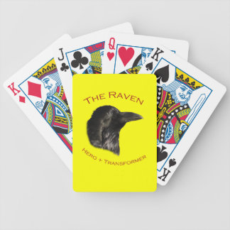 El cuervo barajas de cartas