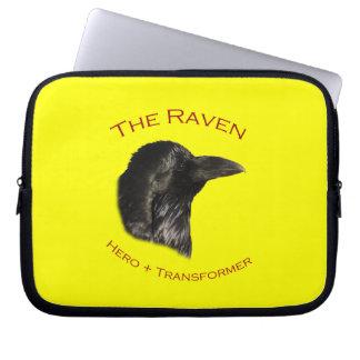 El cuervo manga portátil