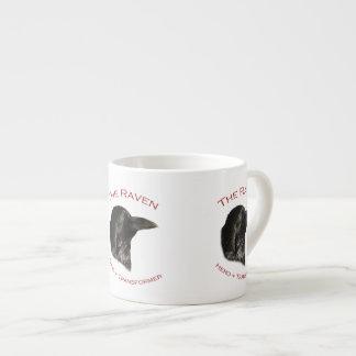 El cuervo taza espresso