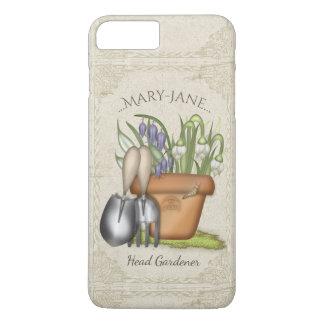 El cultivar un huerto lindo de la primavera funda para iPhone 8 plus/7 plus