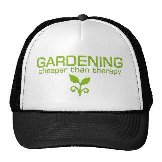 El cultivar un huerto - más barato que terapia gorras de camionero