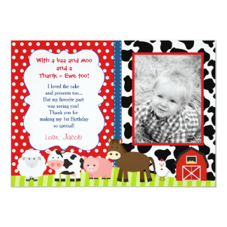 Barnyard Invitations with adorable invitation template