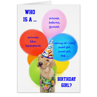 El cumpleaños del joven adaptable tarjeta de felicitación