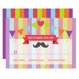 El cumpleaños RSVP de los niños del poster del Invitación 8,9 X 12,7 Cm