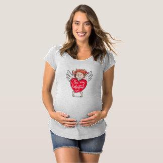 El Cupid precioso sea mi camisa de la maternidad