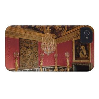 El d Apollon del salón sitio de Apolo con las ta iPhone 4 Protectores