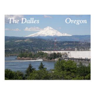 El Dalles, foto del viaje de Oregon Postal
