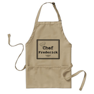 ¡El ~ de Chef* LE HACE CUALQUIER COLOR! * Delantal