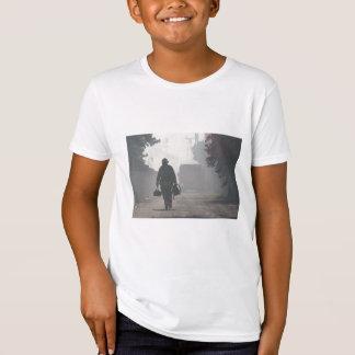 El deber llama American Apparel de los niños Camiseta