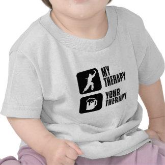 el decathlon es mi terapia camisetas