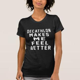 El Decathlon hace que siente mejor