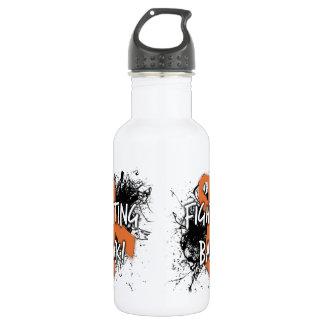 El defenderse botella de agua