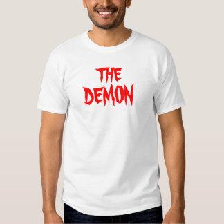 El demonio camisetas