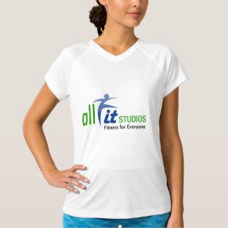 El deporte de las mujeres oficiales toda la camisa