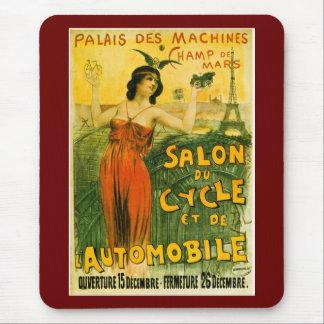 El DES de Palais trabaja a máquina el Champ de Alfombrilla De Ratón