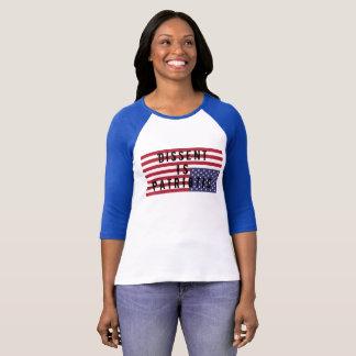 El desacuerdo es camisa patriótica
