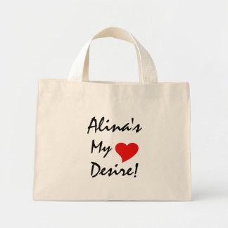 El deseo del mi corazón de Alina Bolsas
