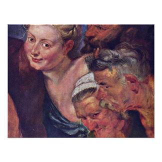 El detalle borracho de Silenus de Rubens Peter Pau Anuncios Personalizados