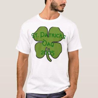 El día 2005 de St Patrick Camiseta