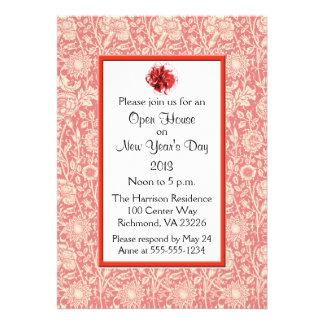 El día de Año Nuevo de la casa abierta de los clav Comunicados