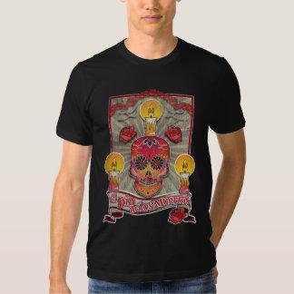 El Dia De Los Muertos - día de los muertos Camisetas