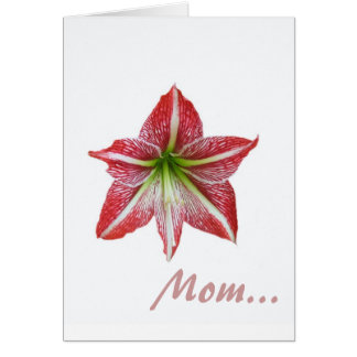 El día de madre de Mom1-Happy Tarjeta De Felicitación