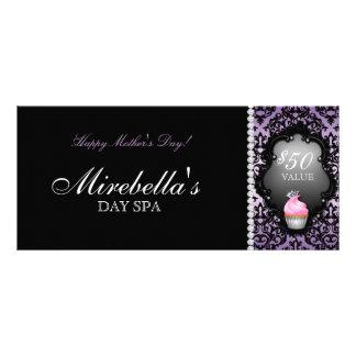 El día de madre del vale de la magdalena tarjeta publicitaria a todo color