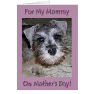¡El día de madre feliz - de su mejor amigo! Tarjeta De Felicitación