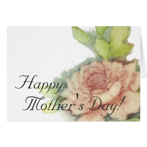 ¡El día de madre feliz! - Personalizar Tarjeton