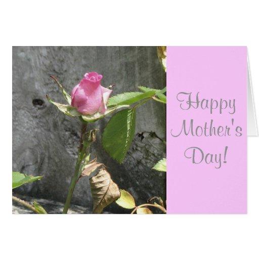 El día de madre feliz subió felicitacion