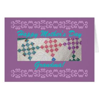 El día de madre feliz,… tarjeta de felicitación