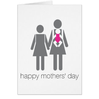 ¡El día de madres feliz! Tarjeta De Felicitación