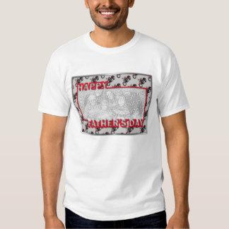 El día de padres cortado AÑADE SUS motocicletas de Camiseta