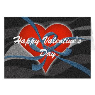 el día de San Valentín Tarjeta De Felicitación