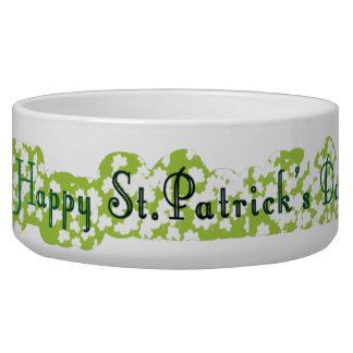 ¡El día de St Patrick feliz! Comedero