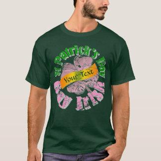 El día gay de St Patrick del irlandés Camiseta