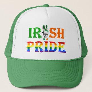 El día gay de St Patrick irlandés del orgullo Gorro De Camionero
