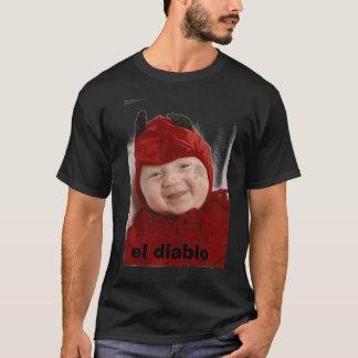EL Diablo Camiseta