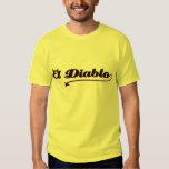 EL Diablo Camisetas