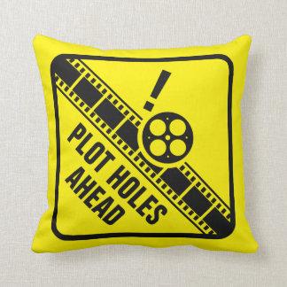 El diagrama agujerea la almohada