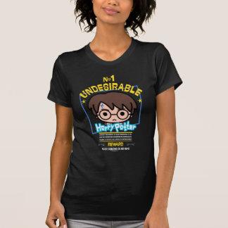 El dibujo animado Harry Potter quiso el gráfico Camiseta