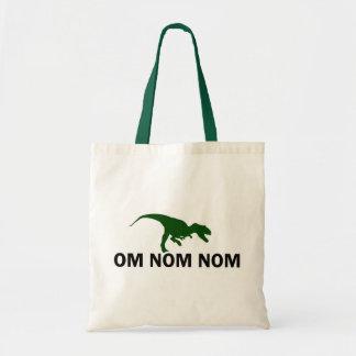 El dinosaurio Rawr de OM Nom Nom tiene hambre