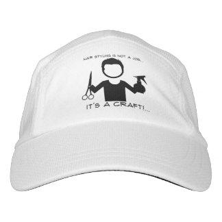 El diseñar del pelo es una cabeza del arte suda el gorra de alto rendimiento