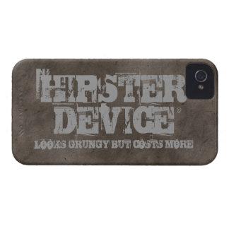 El dispositivo del inconformista, miradas sucias p iPhone 4 Case-Mate carcasas