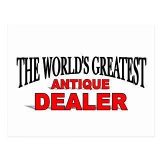 El distribuidor autorizado antiguo más grande del postal