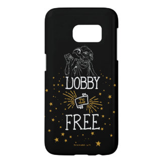 El Dobby de Harry Potter el | está libre Funda Samsung Galaxy S7