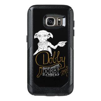 El Dobby de Harry Potter el | no tiene ningún amo Funda Otterbox Para Samsung Galaxy S7