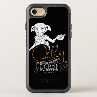 El Dobby de Harry Potter el | no tiene ningún amo Funda OtterBox Symmetry Para iPhone 8/7