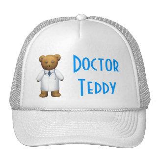 El doctor Bear - oso de peluche Gorros