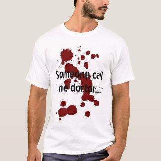 El doctor Delusion - simplicidad Camiseta